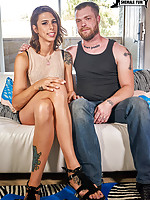 Gorgeous Casey Kisses is back in a smoking hot hardcore with Mike Panic! Watch this lovely Grooby girl getting a blowob from Mike before she returns the favor sucking that big hard cock! Horny as hell it's not long before Casey is riding his hard coc